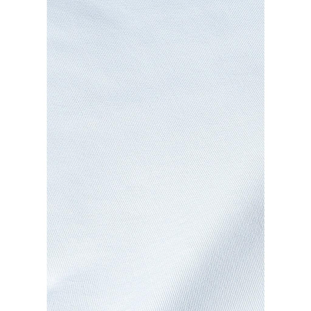 Clipper Unterhemd, (4 St.), aus Feinripp