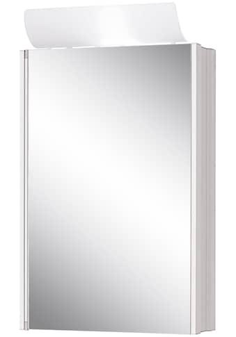 Jokey Spiegelschrank »SingleAlu« Breite 45 cm, mit Beleuchtung kaufen