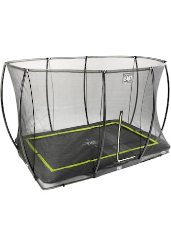EXIT Trampolin »Silhouette Ground«, BxT: 214x305 cm, mit Sicherheitsnetz kaufen