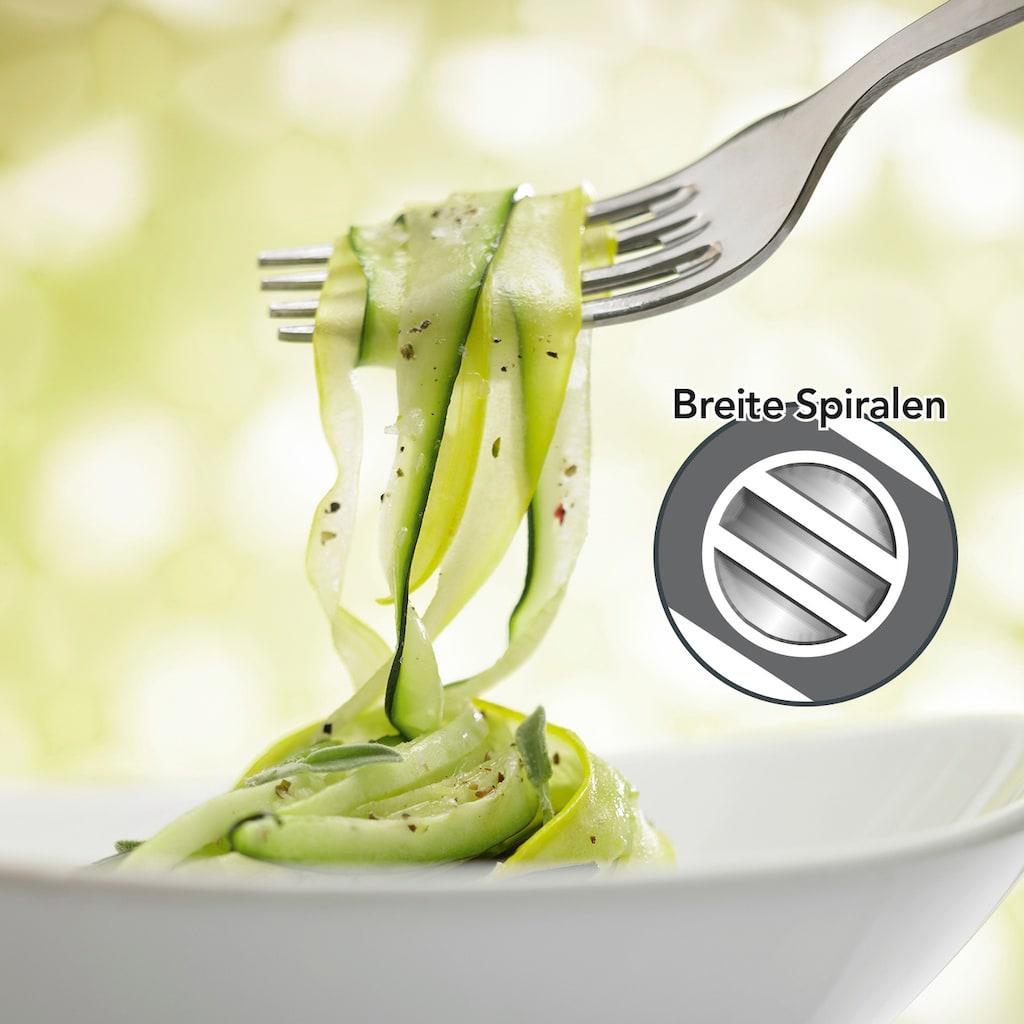 MAXXMEE Zerkleinerer »Julienne- & Spiralschneider«, 7-teilig