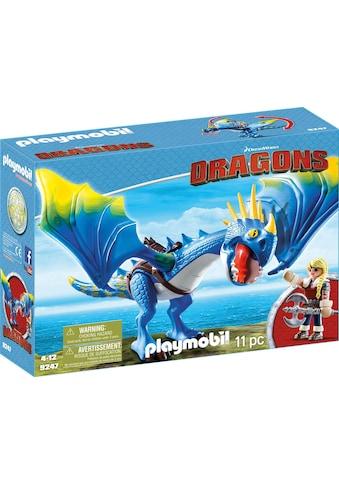 "Playmobil® Konstruktions - Spielset ""Astrid und Sturmpfeil (9247), Dragons"", Kunststoff kaufen"