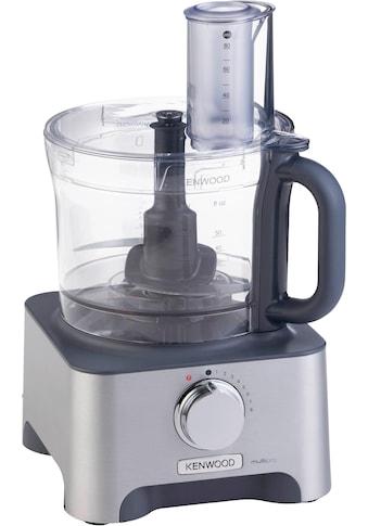 KENWOOD Kompakt - Küchenmaschine Multipro Classic FDM781, 1000 Watt, Schüssel 3 Liter kaufen