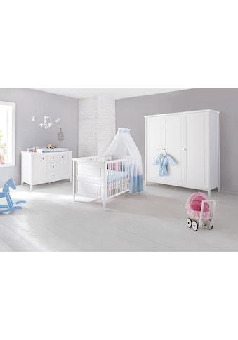 Pinolino® Babyzimmer - Komplettset »Smilla« (Set, 3 - tlg) kaufen