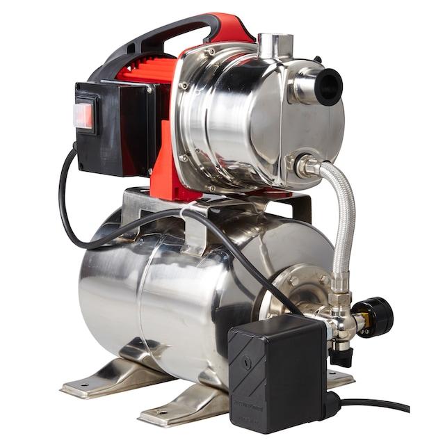 GRIZZLY Hauswasserwerk »HWW 3008 Inox«