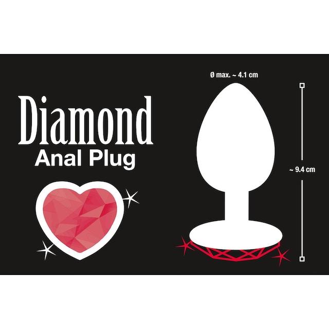 """You2Toys Analplug """"Diamond Anal Plug"""""""
