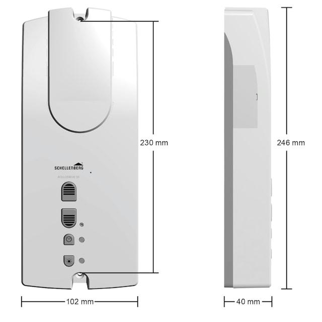SCHELLENBERG Elektrischer Rollladen Gurtwickler »RolloDrive 55«