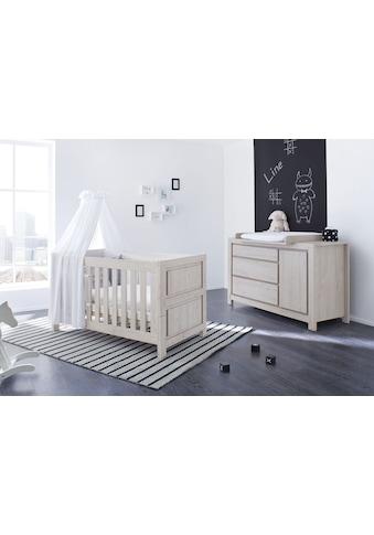 Pinolino® Babymöbel-Set »Line«, (Spar-Set, 2 tlg.), extrabreit kaufen