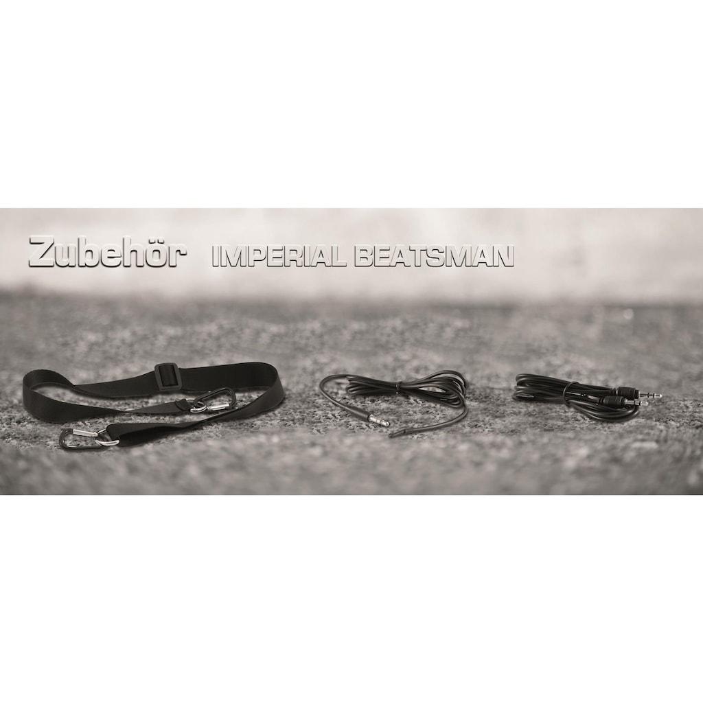 IMPERIAL mobiles Bluetooth 2.1 Lautsprechersystem, UKW Radio, MicroSD