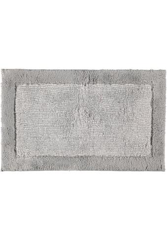 Cawö Badematte »Two-Tone«, Höhe 10 mm, rutschhemmend beschichtet, strapazierfähig kaufen