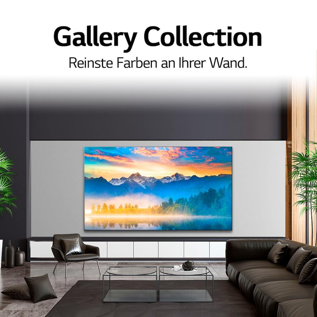 "LG LCD-LED Fernseher »75NANO889PB«, 189 cm/75 "", 4K Ultra HD, Smart-TV, (bis zu 120Hz)-Local Dimming-α7 Gen4 4K AI-Prozessor-Sprachassistenten-HDMI 2.1"