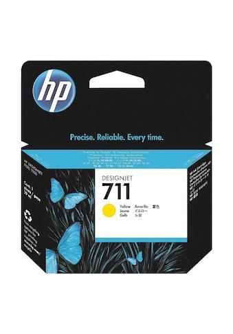 HP Tintenpatrone HP 711 »CZ132A« kaufen