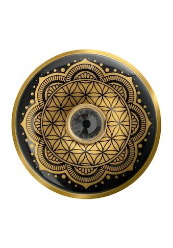 Goebel Brosche »Blume des Lebens, 23500571«, mit Glasstein kaufen