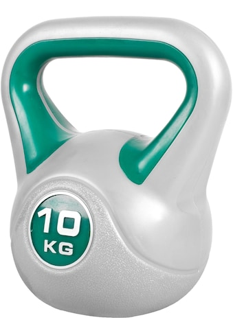 GORILLA SPORTS Kettlebell »Kettlebell Stylish Kunststoff 10 kg«, 10 kg kaufen