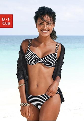 s.Oliver Bügel-Bikini-Top »Hill«, mit Doppelträger kaufen