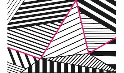 ARCHITECTS PAPER Fototapete »Atelier 47 Stripes«, geometrische 3D - Optik kaufen