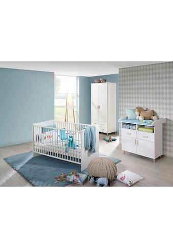 Babyzimmer - Komplettset »Potsdam« (Set, 3 - tlg) kaufen