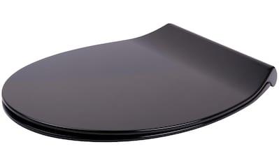 Sanilo WC-Sitz »Flat Grau«, mit Absenkautomatik kaufen