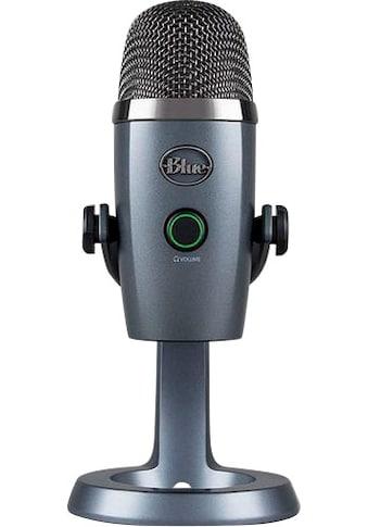 Blue Mikrofon »Yeti Nano USB Mic - BLACK« kaufen