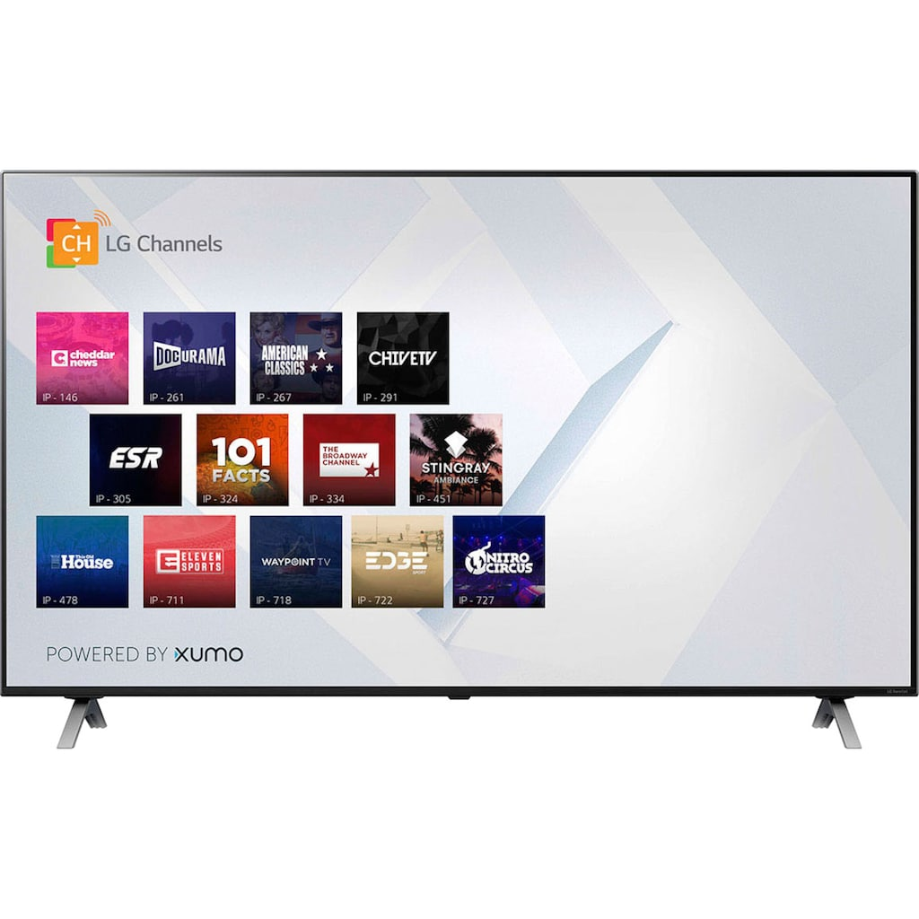 "LG LED-Fernseher »55NANO906NA«, 139,7 cm/55 "", 4K Ultra HD, Smart-TV"