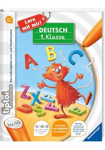 """Ravensburger Buch """"tiptoi® Deutsch 1. Klasse"""" kaufen"""