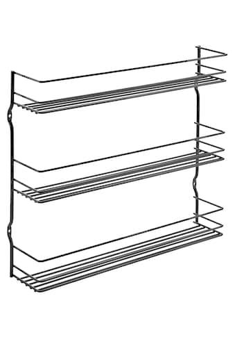 Metaltex Gewürzregal, (1 St.), Industrial Look kaufen