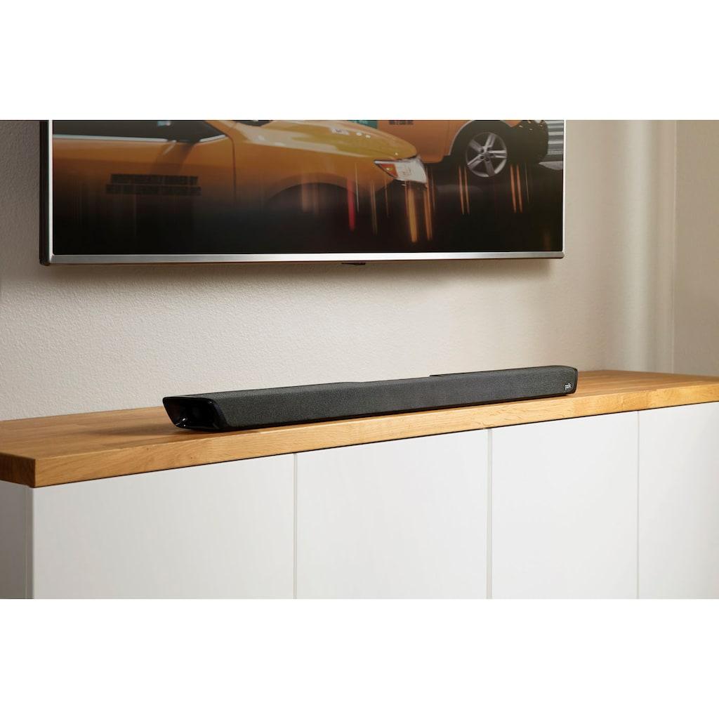 Polk Soundbar »MagniFi 2«, kabelloser Subwoofer, Chromecast, Sprachsteuerung mit Google Assistant