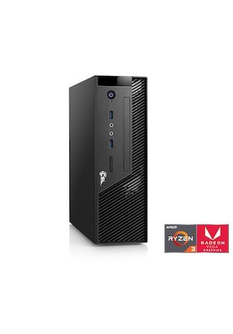 CSL Mini-PC »CSL Mini PC Ryzen 3 2200G / Win 10 Pro« kaufen