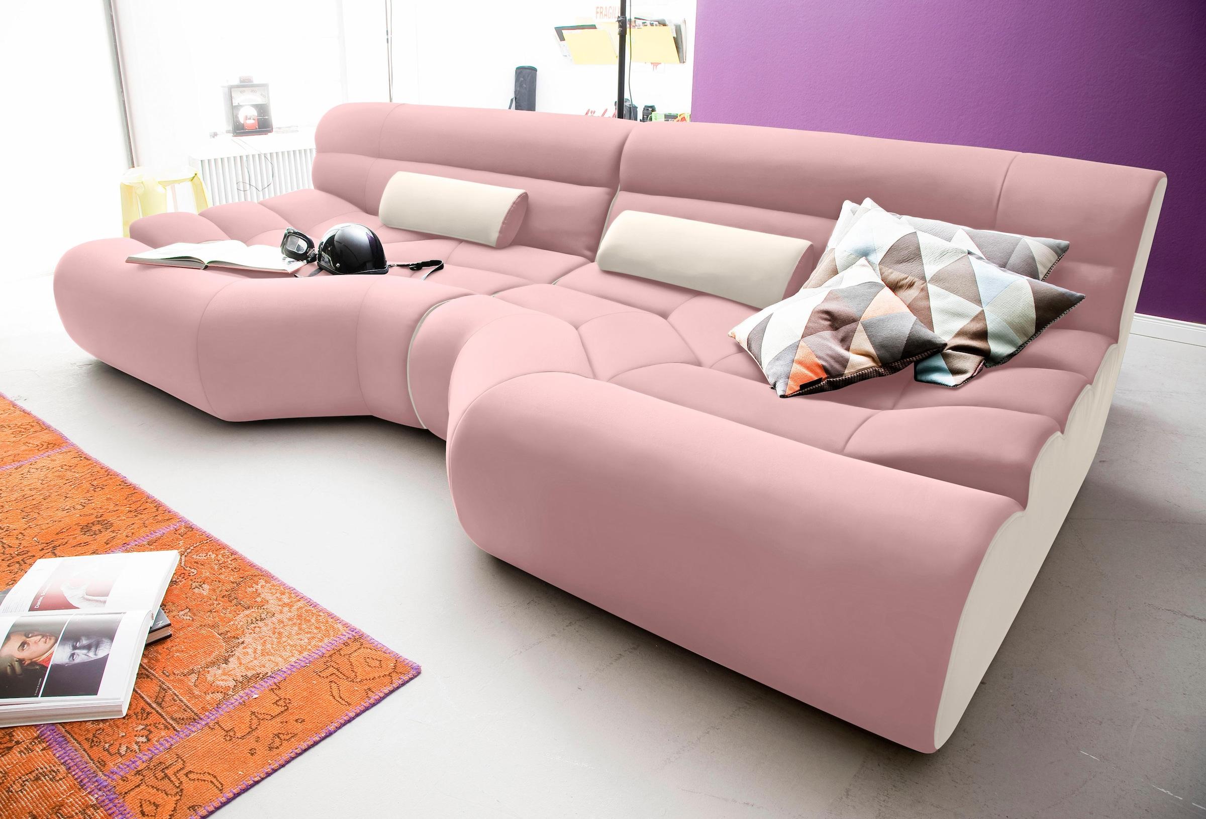 Kondenstrockner Rosa : Rosa bigsofas online kaufen möbel suchmaschine ladendirekt