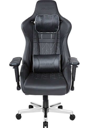 AKRacing Gaming-Stuhl »Master PRO Deluxe Echtleder/Schwarz« kaufen