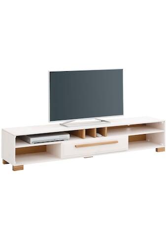 "Home affaire Lowboard »Ance«, Lowboard ""Ance"" aus Kiefer massiv, Breite 180 cm kaufen"