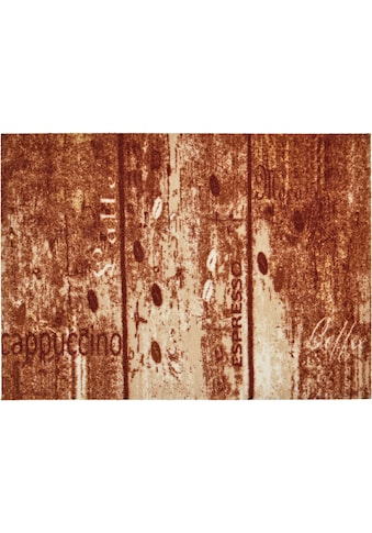 Grund Fußmatte »Cappu«, rechteckig, 8 mm Höhe, Schmutzfangmatte, In- und Outdoor... kaufen