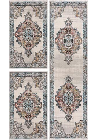 Bettumrandung »Novel 8640« Carpet City, Höhe 11 mm (3 - tlg.) kaufen