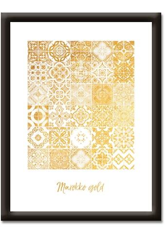 Artland Wandbild »Marokko Gold« kaufen