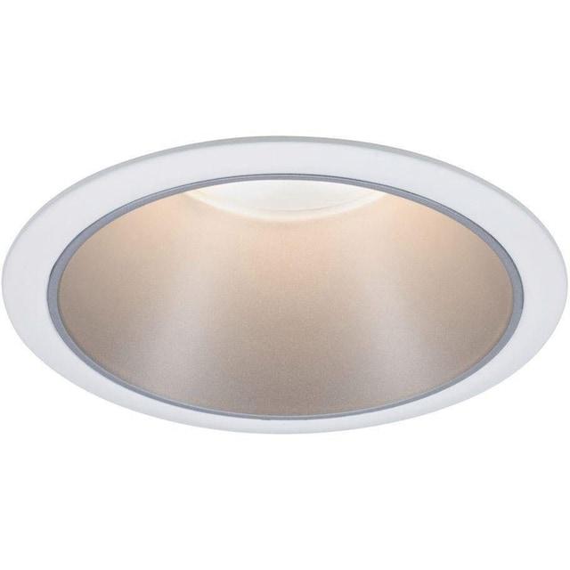 Paulmann,LED Einbauleuchte»Cole 3x6,5W Weiß/Silber matt 3-Stufen-dimmbar 2700K Warmweiß«,