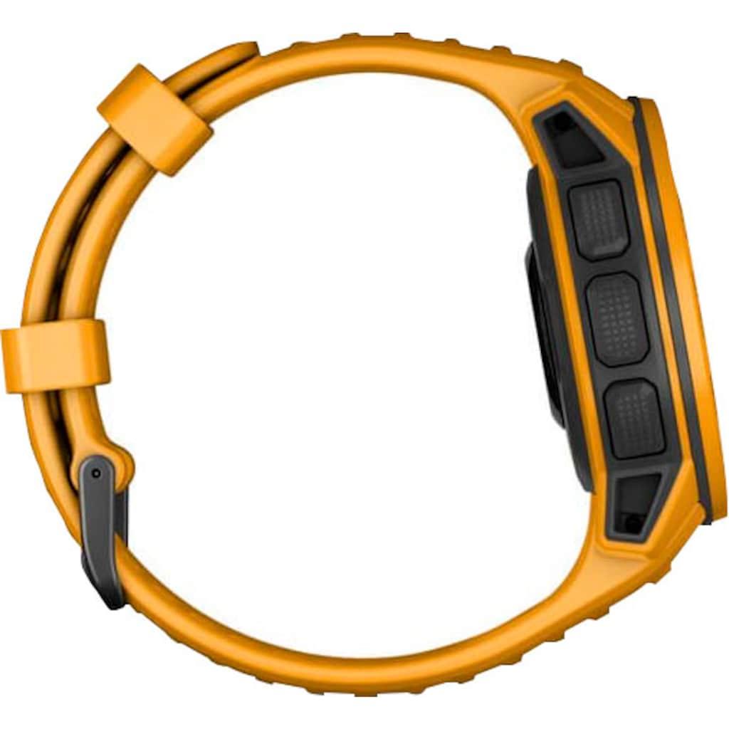Garmin Smartwatch »Instinct Solar«