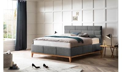 Leonique Polsterbett »Balaine«, mit Lattenrost, Bettkasten, auch mit... kaufen