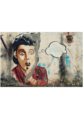 Art & Pleasure Acrylglasbild »Rockabilly«, Musiker kaufen