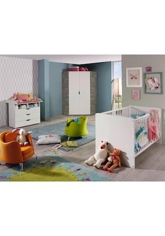Babyzimmer - Komplettset »Bristol« (Spar - Set, 3 - tlg) kaufen