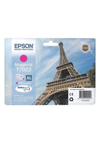 Epson Tintenpatrone XL »T7023« kaufen
