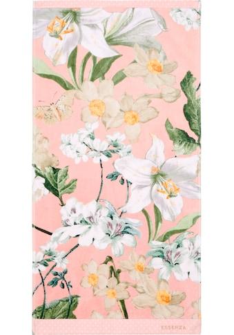 Essenza Handtücher »Rosalee«, (2 St.), mit floralem Muster kaufen