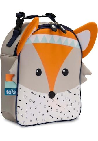 smarTrike® Kindergartentasche »toTs by SmarTrike® Fur-ever Brotzeitbox Fuchs«, mit isoliertem Lebensmittelfach kaufen