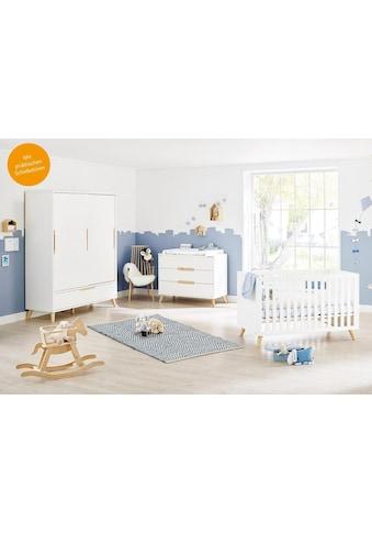 Pinolino® Babyzimmer-Komplettset »Move«, (Set, 3 St.), breit groß; mit Kinderbett,... kaufen