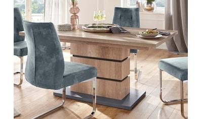 Homexperts Säulen - Esstisch »Bonnie« kaufen