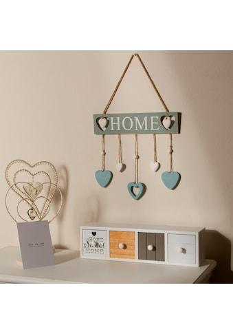 Home affaire Deko - Buchstaben »Home« kaufen