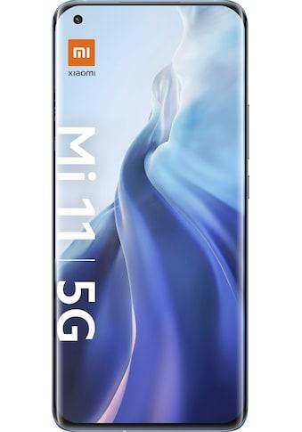 """Xiaomi Smartphone »Mi 11«, (17,3 cm/6,81 """", 128 GB Speicherplatz, 108 MP Kamera) kaufen"""