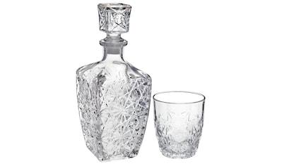 van Well Whiskyglas »Dedalo«, (Set, 7 tlg.), 6 Gläser, 1 Karaffe kaufen