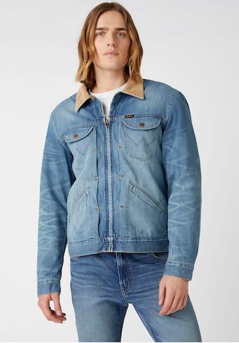 Wrangler Jeansjacke »Hot Hollywood« kaufen