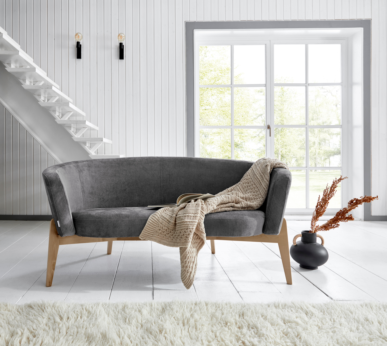 andas 2-Sitzer »Curve«, Designed by Tarmeko günstig online kaufen