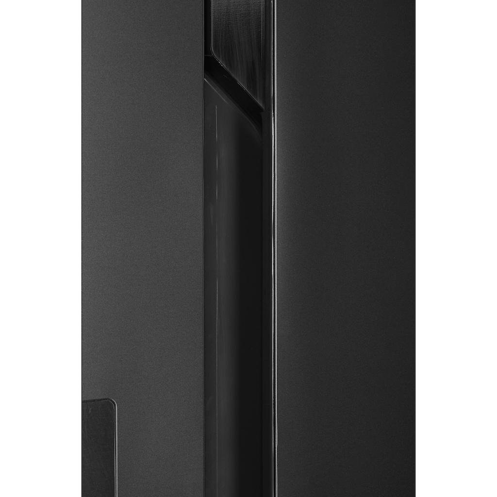 Hisense Side-by-Side, 179,3 cm hoch, 91 cm breit