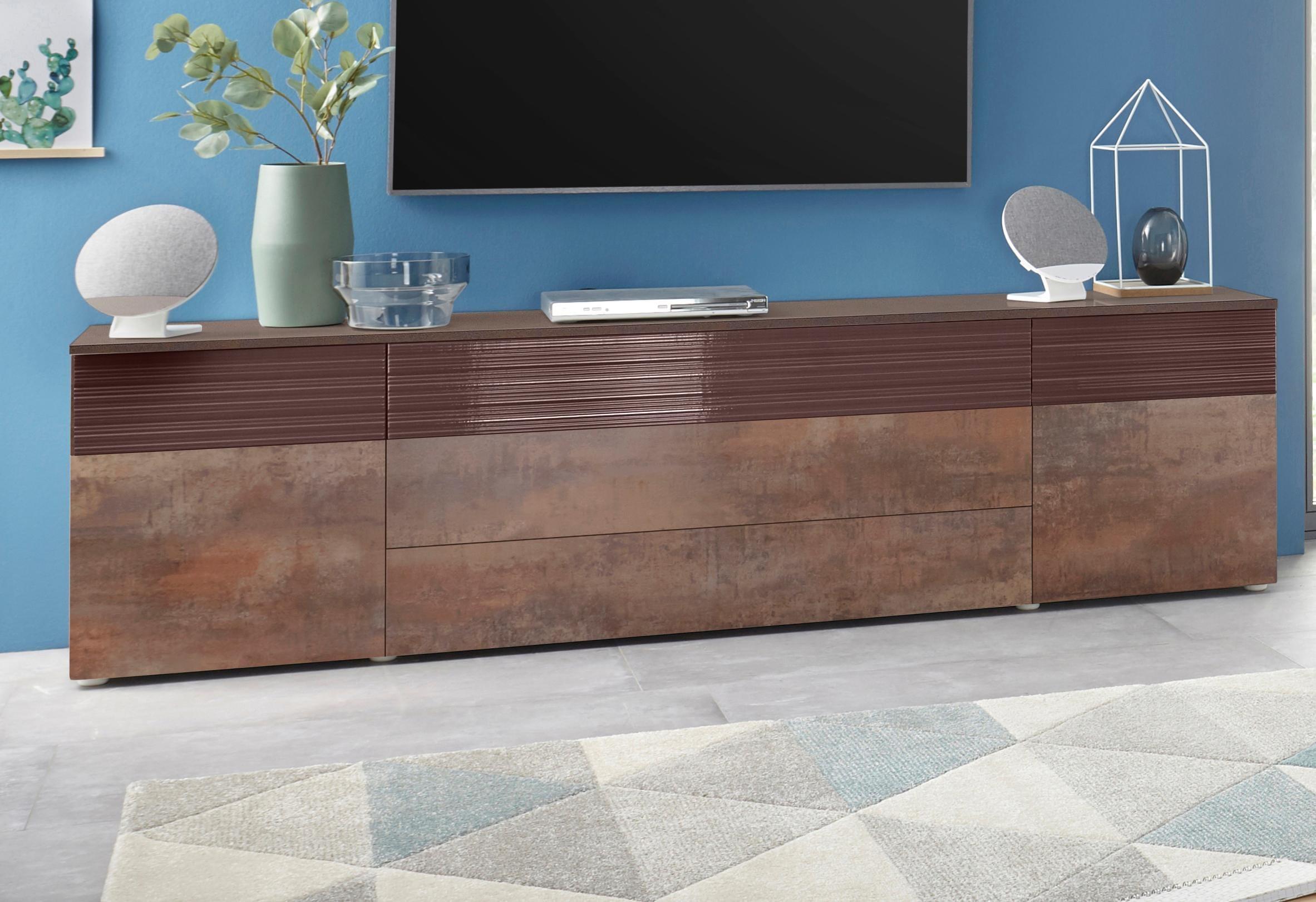 borchardt Möbel Lowboard »Florenz« günstig online kaufen